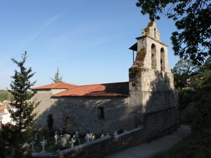 The Atlantic Romanesque Plan begins its intervention in the church of  Pobladura de Aliste
